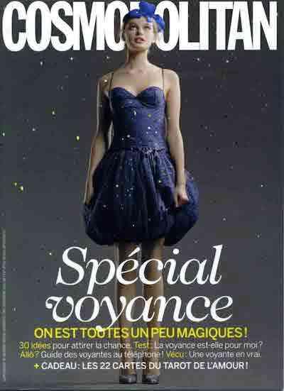 Cosmopolitan Novembre 2012